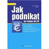 Jak podnikat po vstupu do EU - Elektronická kniha