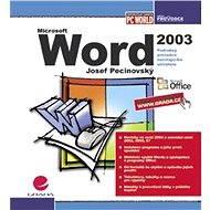Word 2003 - Elektronická kniha