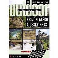 Outdoorový průvodce - Křivoklátsko a Český kras - E-kniha