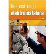 Rekonstrukce elektroinstalace - Elektronická kniha