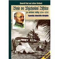 Boje ve východní Africe za světové války 1914 - 1918 - Elektronická kniha