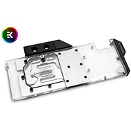 EK Water Blocks EK-Vector Radeon RX 5700/XT RGB – nikel plexi - Vodný blok pre VGA