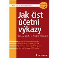 Jak číst účetní výkazy - Karel Šteker, Milana Otrusinová