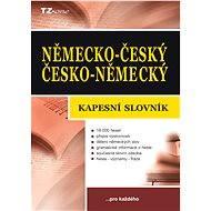 Německo-český / česko-německý kapesní slovník - E-kniha