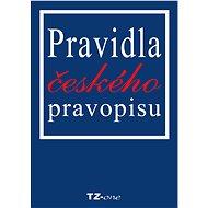 Pravidla českého pravopisu - E-kniha