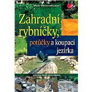 Zahradní rybníčky, potůčky a koupací jezírka - Elektronická kniha