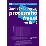 Zavádění a rozvoj procesního řízení ve firmě - Elektronická kniha