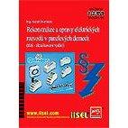 Rekonstrukce a opravy elektrických rozvodů v panelových domech - Elektronická kniha