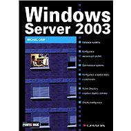 Windows Server 2003 - Elektronická kniha