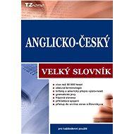 Anglicko-český velký slovník - Elektronická kniha