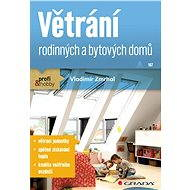 Větrání rodinných a bytových domů - Elektronická kniha