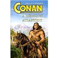 Conan a dědictví Atlantidy - E-kniha