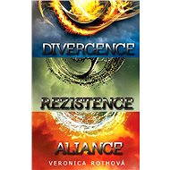 Trilogie Divergence za výhodnou cenu - Elektronická kniha