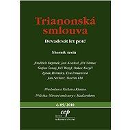 Trianonská smlouva - Elektronická kniha