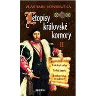 Letopisy královské komory II - Elektronická kniha