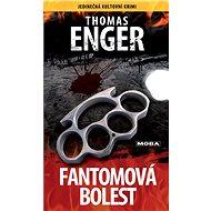 Fantomová bolest - Thomas Enger, 424 stran