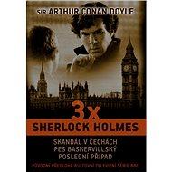 3 x Sherlock Holmes - E-kniha