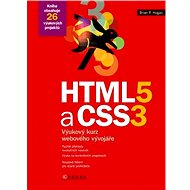 HTML5 a CSS3 - E-kniha