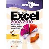 1001 tipů a triků pro MS Excel 2007/2010 - E-kniha