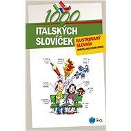 1000 italských slovíček - Elektronická kniha