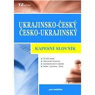 Ukrajinsko-český / česko-ukrajinský kapesní slovník - Elektronická kniha