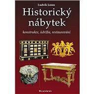 Historický nábytek - Elektronická kniha