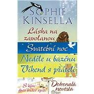 Sophie Kinsella - komplet - Elektronická kniha -  Sophie Kinsella