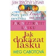 Meg Cabotová - komplet - Elektronická kniha -  Meg Cabotová