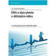 EKG a dysrytmie v dětském věku - Elektronická kniha