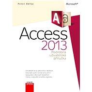 Microsoft Access 2013 Podrobná uživatelská příručka - Peter Belko