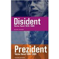 2 e-knihy o Václavu Havlovi za výhodnou cenu - Elektronická kniha - Daniel Kaiser
