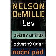 4 americké krimi thrillery ze série John Corey za výhodnou cenu - Elektronická kniha - autoři Nelson DeMille, 2262 stran