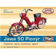 Jawa 50 Pionýr - Elektronická kniha