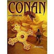 Conan a atlantský kříž - Elektronická kniha
