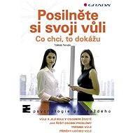 Posilněte si svoji vůli - Elektronická kniha