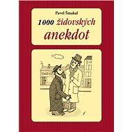 1000 židovských anekdot - Elektronická kniha