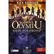 Bohové Olympu 5 – Krev polobohů - E-kniha