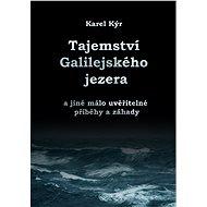 Záhada Galilejského jezera - Elektronická kniha