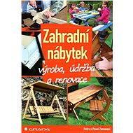 Zahradní nábytek - Elektronická kniha