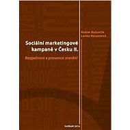 Sociální marketingové kampaně v Česku II. - Elektronická kniha