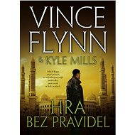 Hra bez pravidel - Vince Flynn, 363 stran