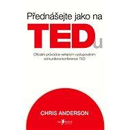 Přednášejte jako na TEDu - Elektronická kniha