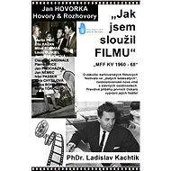 Jak jsem sloužil filmu - Jan Hovorka