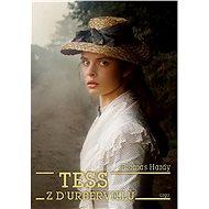 Tess z d´Urbervillů - Elektronická kniha  - Thomas Hardy, 473 stran