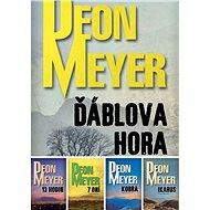 3 detektivní thrillery Deona Meyera za výhodnou cenu - Elektronická kniha - Deon Meyer