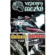 Kultovní sci-fi trilogie za výhodnou cenu - E-kniha