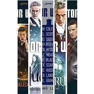 Legendární sci-fi Doctor Who za výhodnou cenu - Elektronická kniha - různí autoři, 720 stran