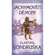 Jáchymovští démoni - Elektronická kniha