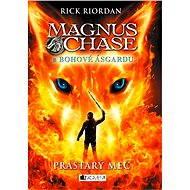 Magnus Chase a bohové Ásgardu - Prastarý meč - E-kniha