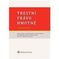 Trestní právo hmotné - 8. vydání - Elektronická kniha